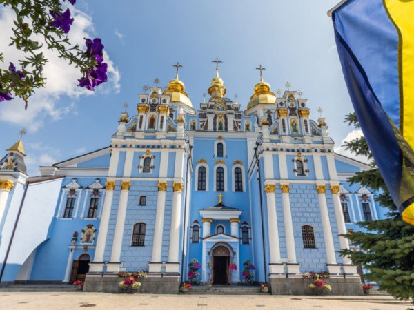 Михайлівський золотоверхий собор (ПЦУ) в Києві