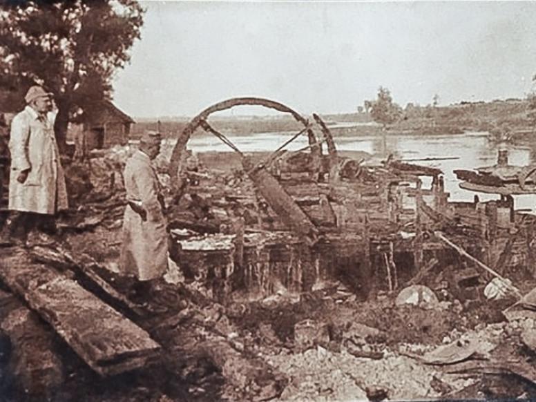 Село Хрінники 1916 року