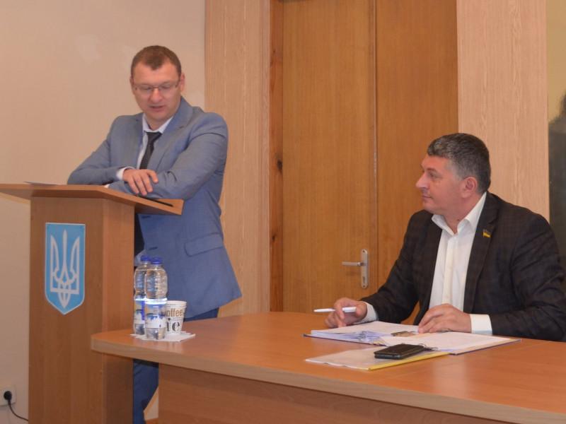 Під час сесії