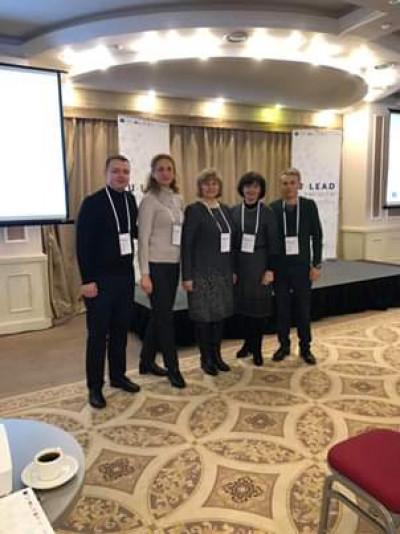 Олена Грицюта взяла участь у освітньому форумі