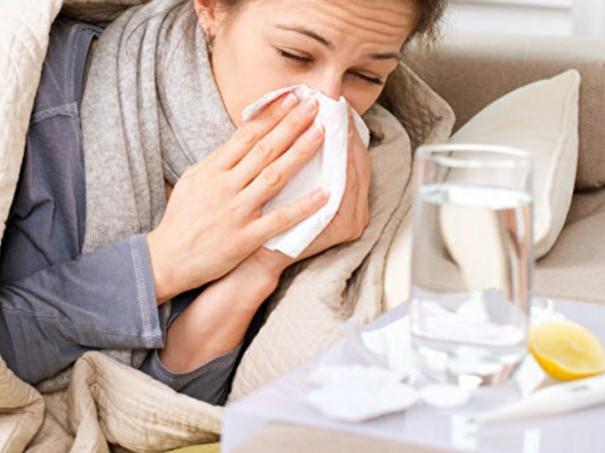 Хворі на грип