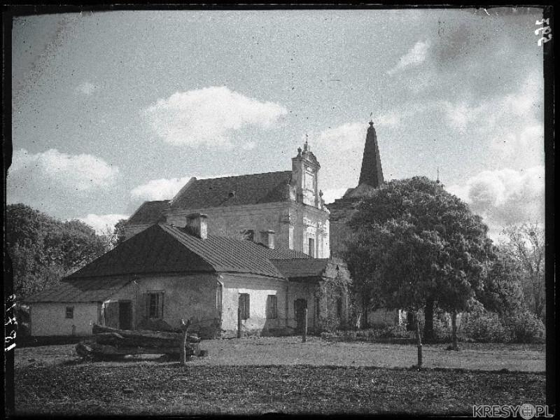 Костел святої Трійці