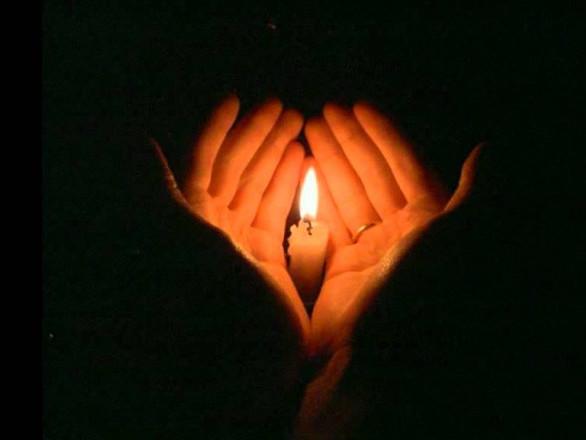 Свічка пам'яті жертв Голодомору