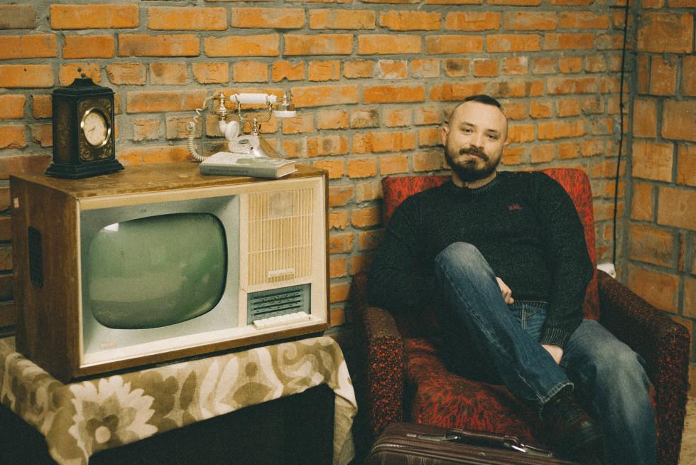 Вадим Тесунов, учасник Волинської експедиції
