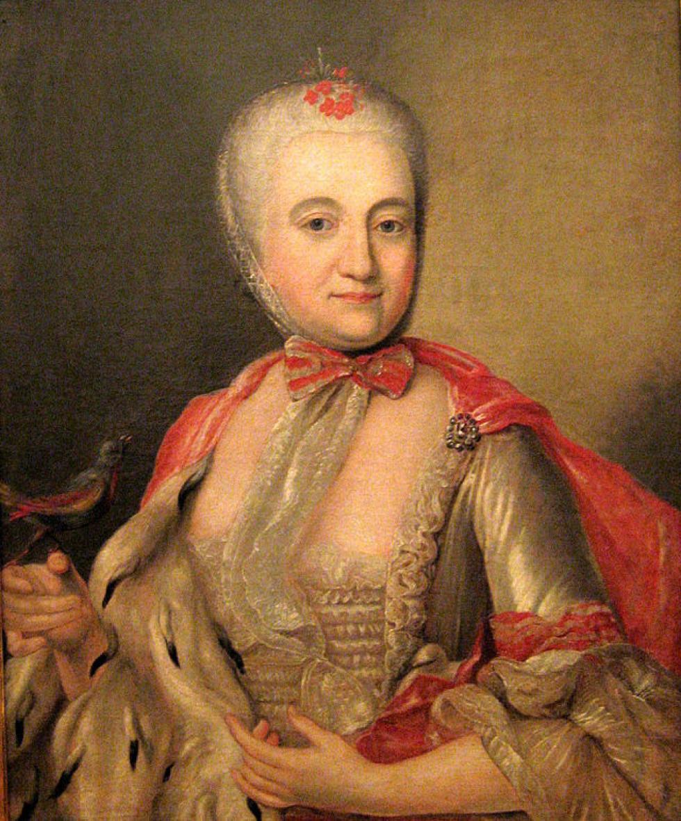 Барбара Урсула Дуніна, зображення з Вікіпедії