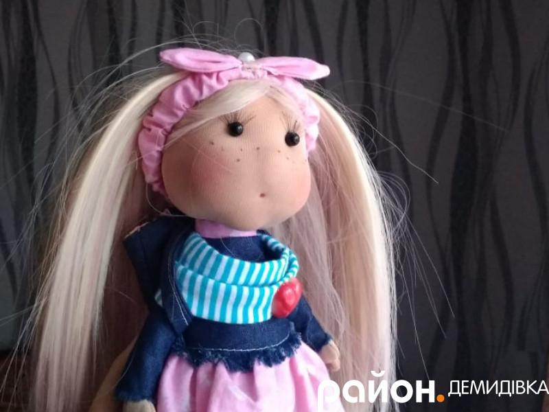 Такі ляльки робить Валентина Міркевич